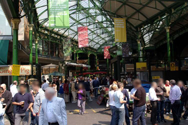 Borough Market views