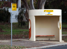 canberra busstop