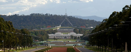 Canberra: not a foodie's paradise, but a surprise or two nonetheless