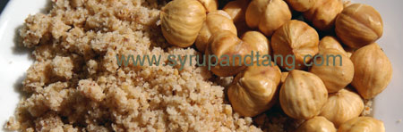 hazelnutpowder