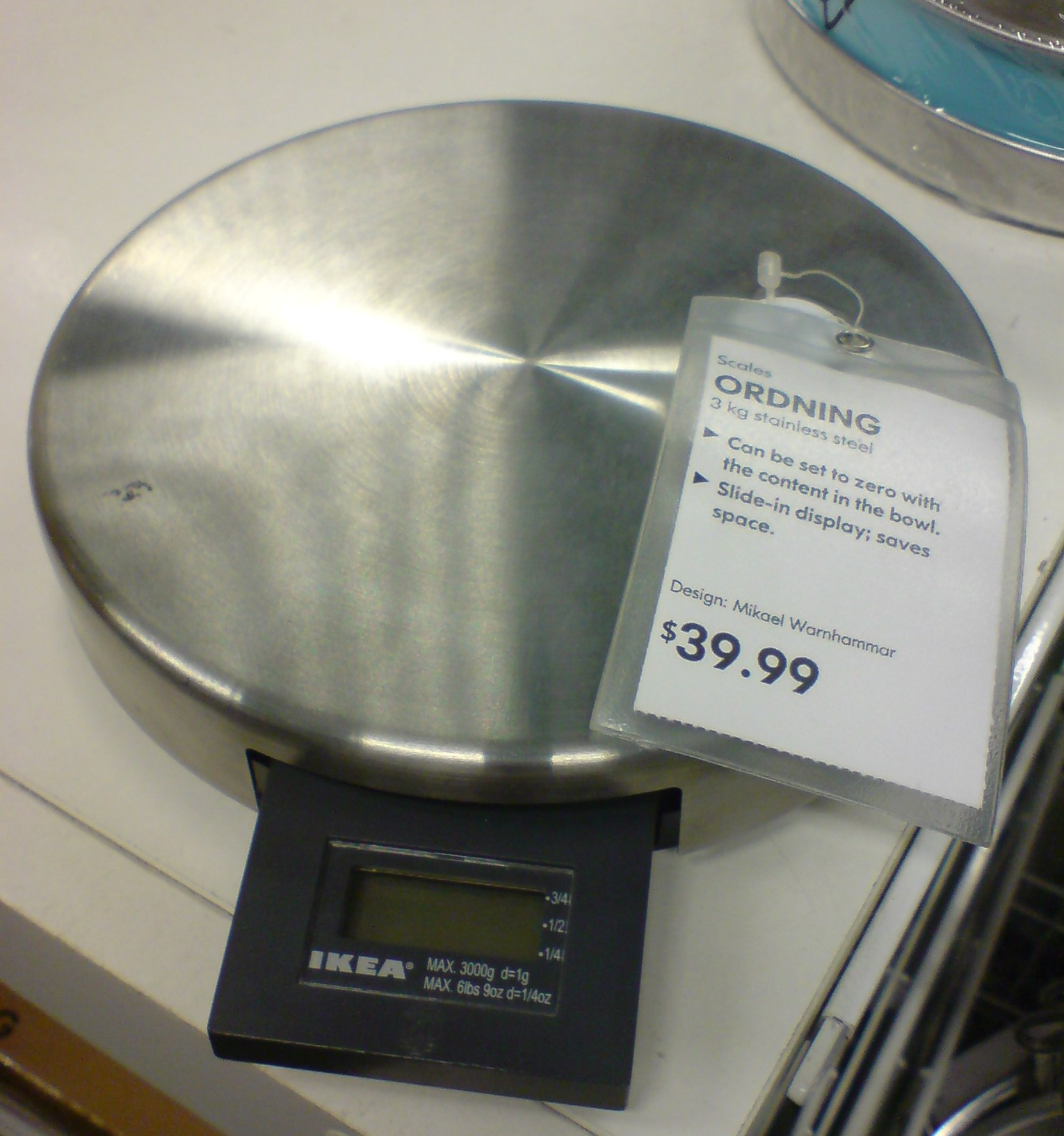 Where are the good kitchen scales?