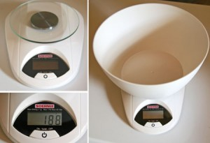 Kitchen scales redux