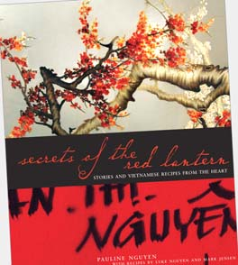 Secrets of the Red Lantern - cover