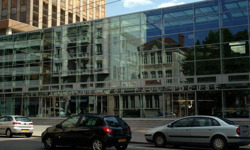 Les Halles de Lyon - outside